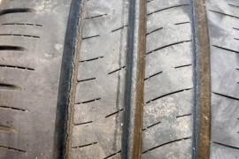 新车一万6千公里轮胎开裂