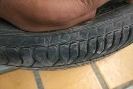 长安睿骋轮胎开裂炸纹起皮