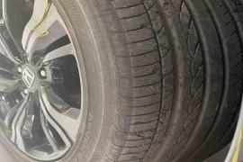 东风本田19款燃动版轮胎掉块