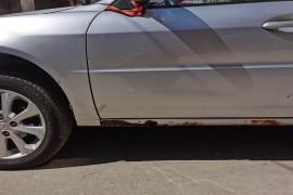 车身腐蚀严重