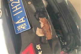 帮我车子维修.&nbsp4S店人开我车子撞了