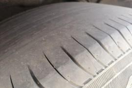 后轮悬架,轮胎不正常磨损