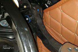 油门踏板故障,行驶中油门无响应,影响行车安全