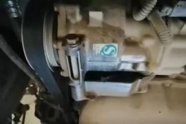 车子才3年3万公里压缩机整个空调系统都坏了。