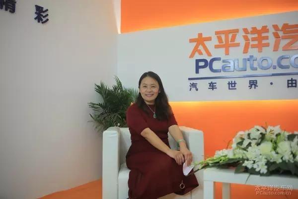 2017上海车展:专访威固中国董事长潘丽华