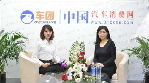 2017上海车展:专访东风雪铁龙市场部副部长杨宁
