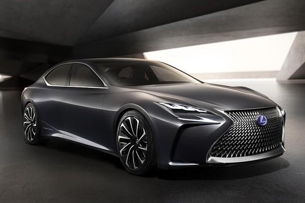 新一代LS将推氢燃料电池版 或年内发布