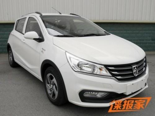 曝宝骏310新车型申报图 搭载AMT变速箱