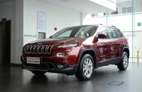 售19.68-31.98万元 新款Jeep自由光上市