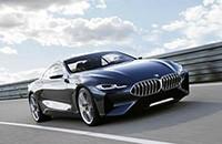 宝马全新8系明年德国工厂投产 引领豪华车阵容