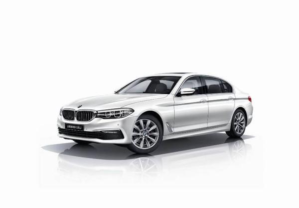 全新BMW 528Li上市特别版把握时代脉搏