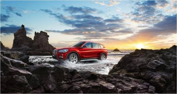 2018款BMW X1 20Li再度笑傲江湖