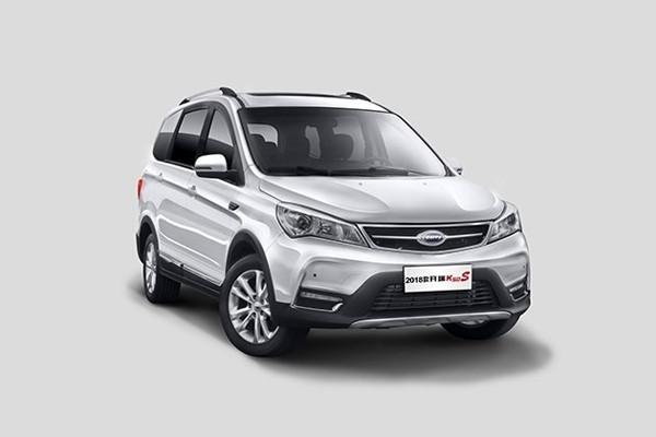 2018款开瑞K50/K60上市 售4.49-8.18万