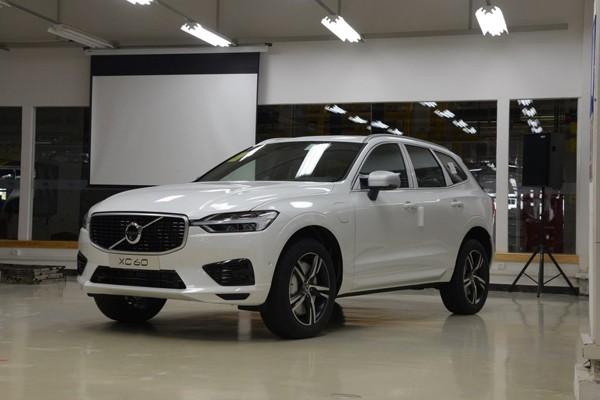 全新XC60详细预售价曝光 预售38万起