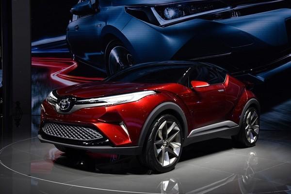 广汽丰田首款小型SUV或将广州车展首发