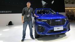 廣州車展長城展臺有哪些干貨?