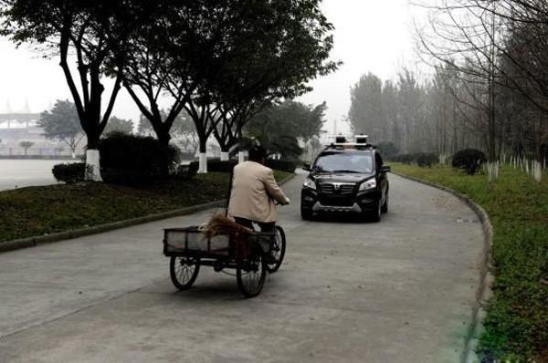 中国无人驾驶汽车发展提速 明年首批L4级量产