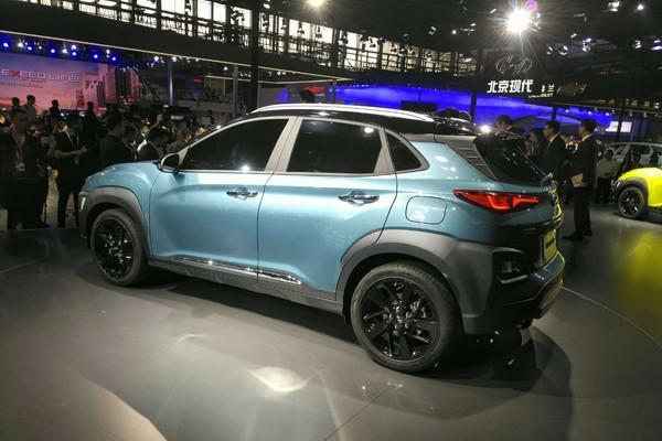 2017广州车展:现代ENCINO正式亮相