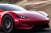 特斯拉发布第二代全新Roadster 百公里加速仅需1.9秒