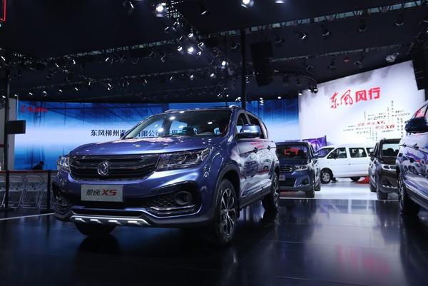 镇住广州车展不叫事 这家车企镇住了十万级SUV的市场