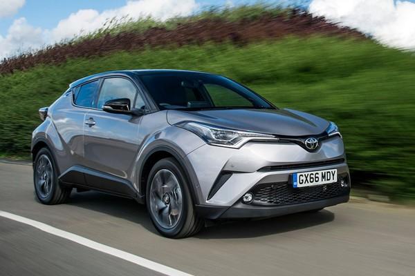 一汽丰田奕泽将明年中上市 定位小型SUV