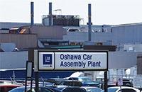 通用将暂时对安大略工厂进行裁员 减少轿车产量增加卡车生产线