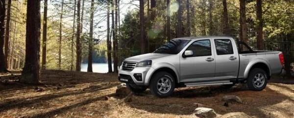 新车速递丨风骏5欧洲版进取型上市,售价8.88万—9.88万元!