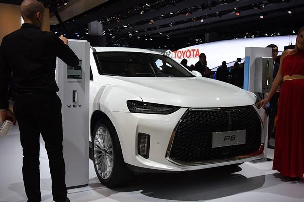WEY P8将北京车展上市 或售25.6-27.6万