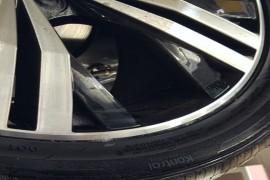 一个月朗境接连发现轮胎漏气,鼓包,刹车片异响,刹车盘划痕深问题