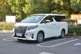 2018年丰田阿尔法商务车电瓶问题
