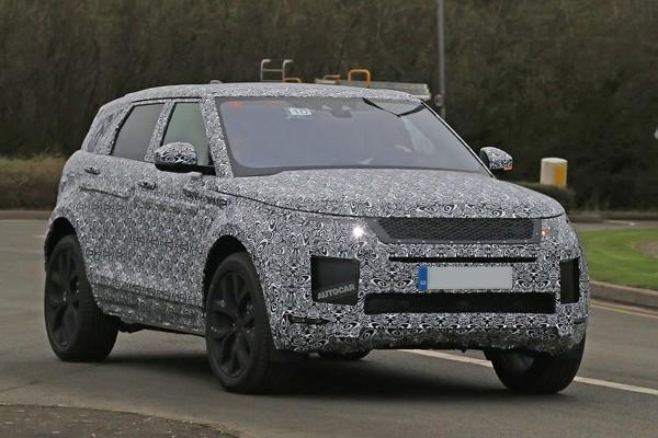新一代路虎极光或巴黎车展发布 增混动版