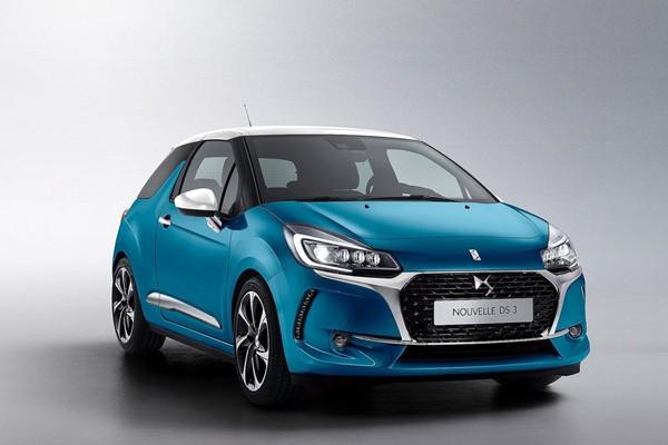 DS将推小型SUV 或2019年亮相/有望入华