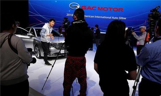 广汽还未在美国出售 关税问题已引发美国当局热议