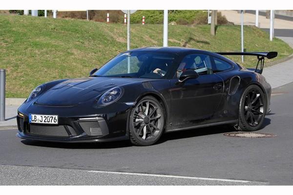 新款911 GT3 RS或将于日内瓦车展亮相