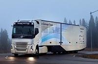 沃尔沃新电动卡车定位夜间物流配送 将于2019年上市