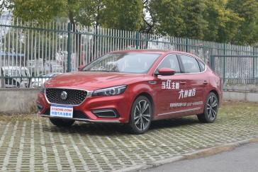 自主运动轿车的标杆 第三代名爵6 9.38万起售