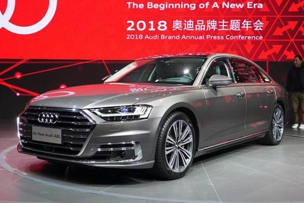 新一代奥迪A8L国内首发 3月份正式上市