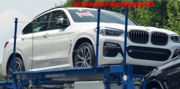 新宝马X4或日内瓦车展发布 现款3月停产