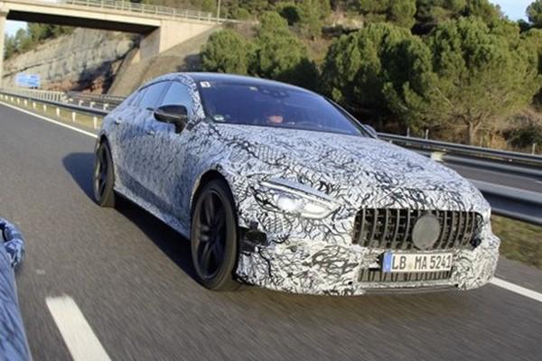 梅赛德斯-AMG GT四门轿跑日内瓦车展首发