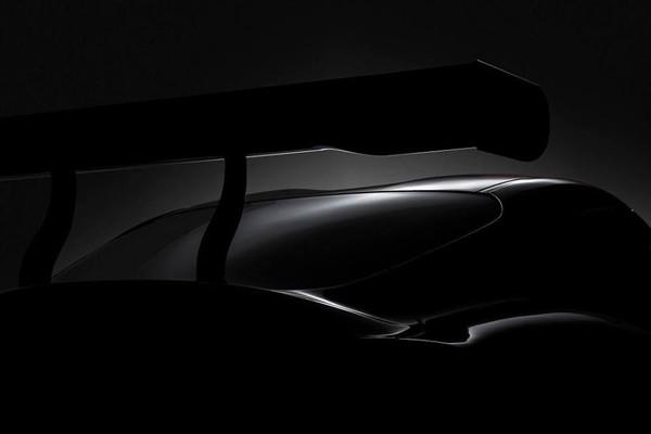 丰田Supra赛车版预告图 日内瓦车展发布