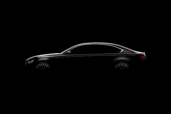 曝新一代起亚K9预告图 定位旗舰豪华车