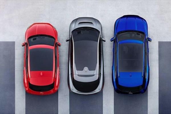 捷豹I-PACE最新预告图 尺寸逼近中型SUV