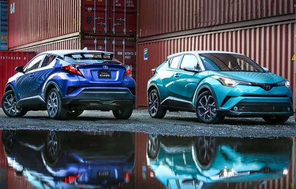 一汽丰田奕泽将于6月上市 预售14-18万元