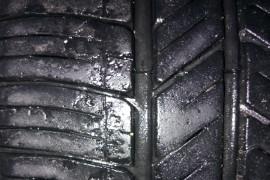 固特异轮胎掉皮严重