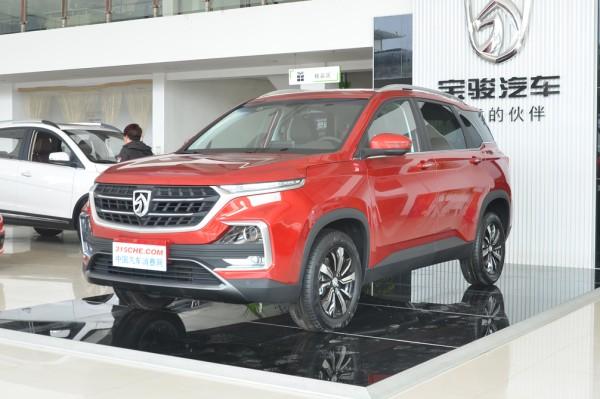 售8.88-10.28万 宝骏530 CVT车型上市