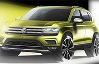 """大众""""Volks-SUV"""" 8月在华出售 由上汽大众负责生产"""