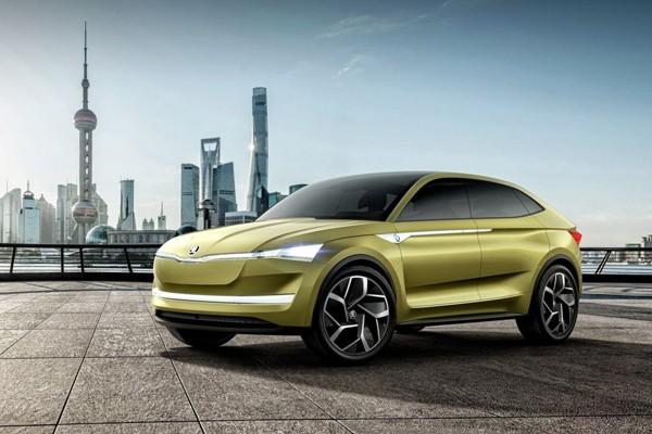 斯柯达新能源车计划 首推速派PHEV车型