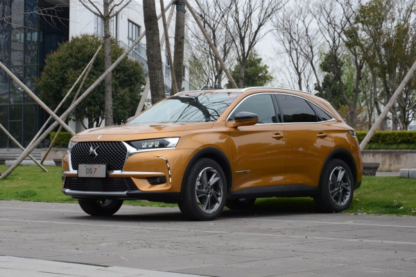 增加选择 DS 7两款新车型成都车展上市