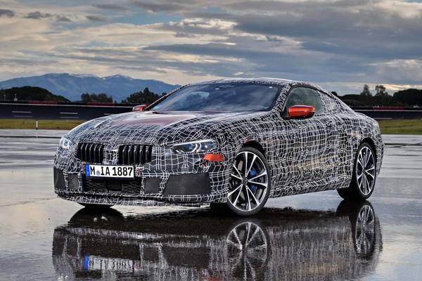 宝马8系量产车型将于6月15日正式发布