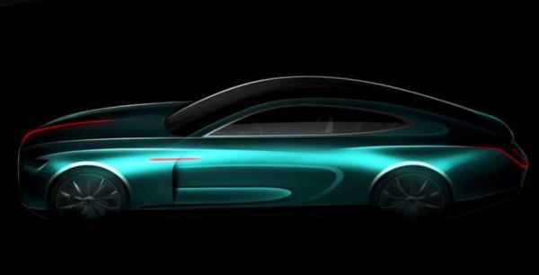 从雕塑到概念车 红旗全新概念车预告图